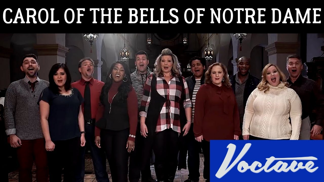 Carol of the Bells of Notre Dame - YouTube