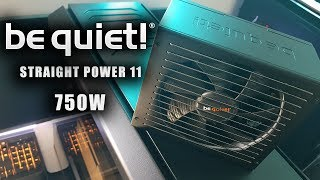 Be Quiet Straight Power 11 750w - Обзор