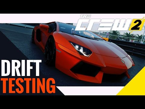 THE CREW 2 || Drifting Review - Track & Open World (Aventador vs RX-7)