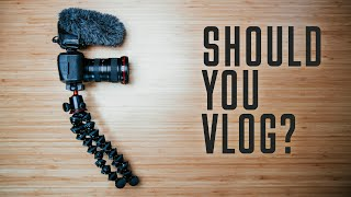 5  Things YOU NEED To VLOG