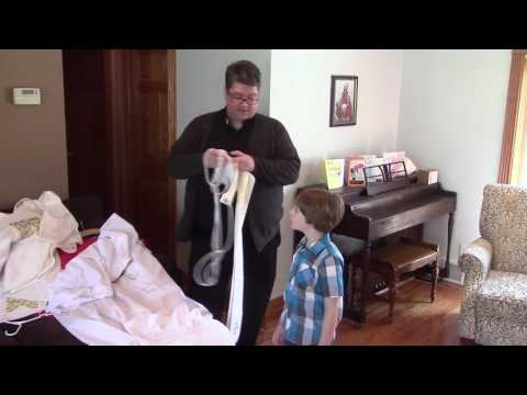 Becoming a Priest - An Interview for Kids