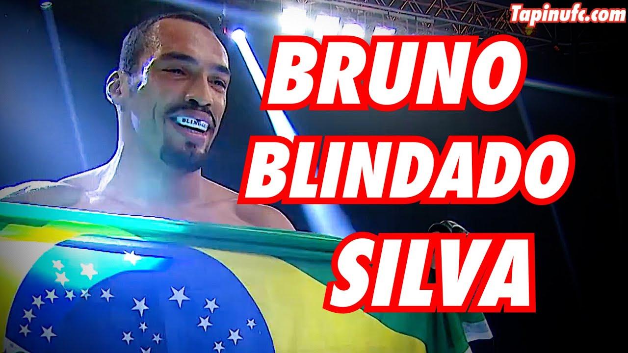 "Download The Second Silva: Middleweight Bruno ""Blindado"" Silva joins Bruno ""Bulldog"" Silva in The UFC"