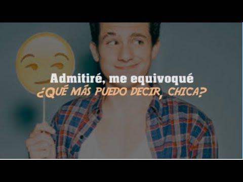 Charlie Puth - How Long ║ En Español -...