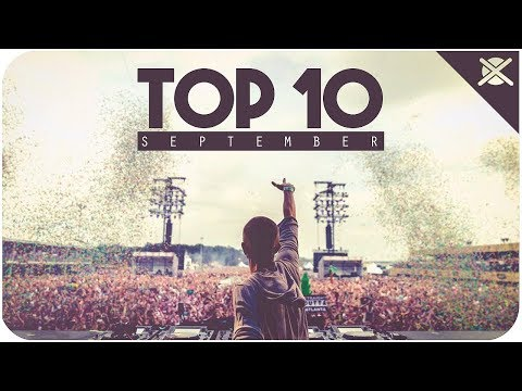 Best of EDM Charts Mix | EXTSY's TOP 10 | SEPTEMBER 2017 🎉