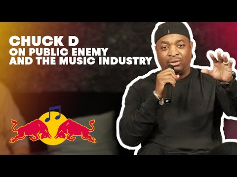 Chuck D Lecture (Barcelona 2008) | Red Bull Music Academy