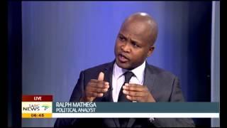 Vavi's suspension not a suprise: Ralph Mathekga