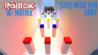 Roblox   41/526?!   Mega Fun Obby