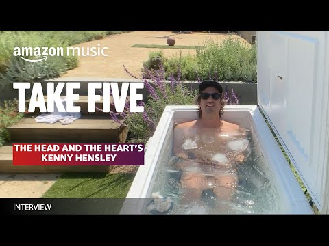 the-head-and-the-heart's-kenny-hensley-|-take-five-|-amazon-music