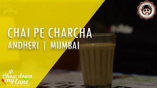 MUMBAI || Chai pe Charcha || enjoy street food in Mumbai