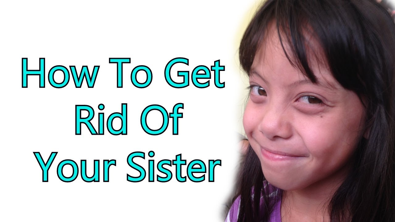 How to Deal With Big Sisters pictures