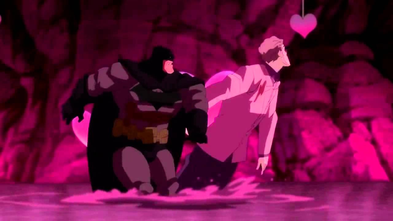 Batman: The Dark Knight Returns Part 2- The Jokers Death ...