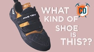 Five Ten Anasazi Pro... NOT A Comp Shoe | Climbing Daily Ep.1445