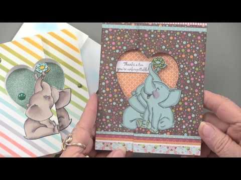 Art Impressions: Twist Ties - Paper Wishes Weekly Webisodes