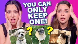 You Can Only Keep One - Merrell Twins