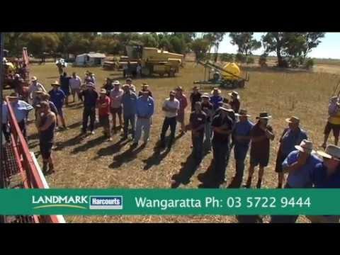 Landmark Harcourts Wangaratta Clearing Sale