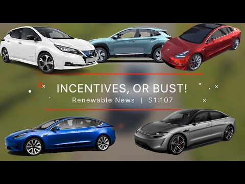 EV Incentives In Australia | Renewable News 24.2.20