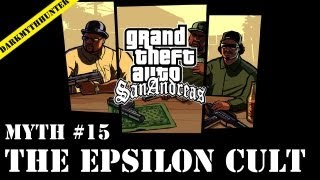GTA San Andreas: Myths & Legends - The Epsilon Cult [HD]