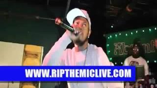 Скачать RIP THE MIC LIVE N A R D PERFORMING LIVE ABSINTHE LOUNGE DALLAS TX