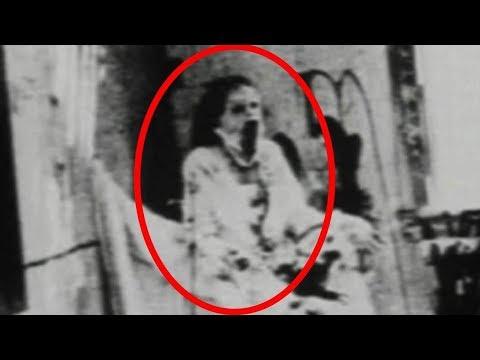 Приведения и призраки снятые на камеру
