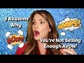 3 Reasons Why Your Not Selling Enough AVON