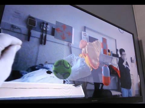 Thực tế tăng cường: HoloLens cho bệnh nhân, giáo dục y tế