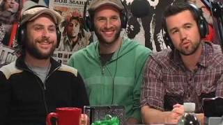Free Radio - Always Sunny in Philadelphia interview (deleted scene)