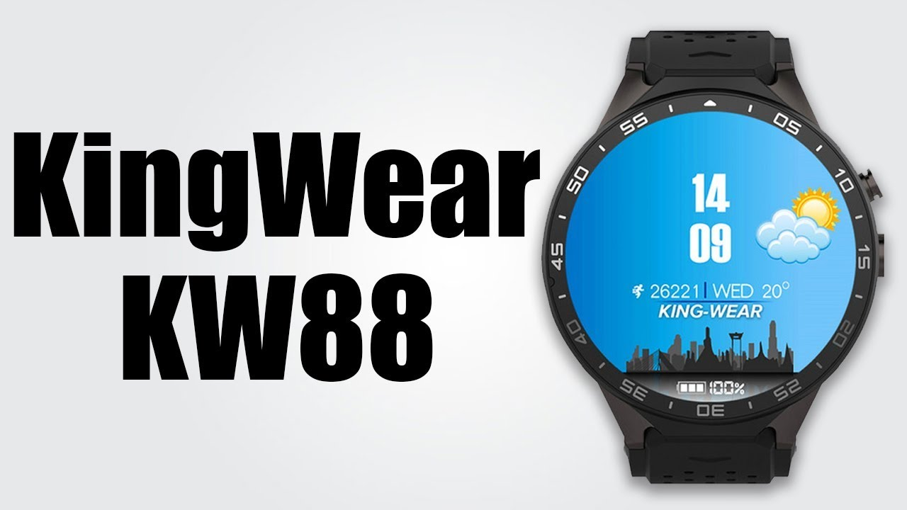 Kingwear Kw88 1 39 Inch Android 5 1 512mb Ram 4gb Rom Gps Gravity Sensor Pedometer
