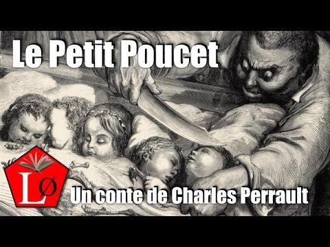 Le petit poucet de Charles Perrault, Conte. #livreaudio #audiolivre #audiobook