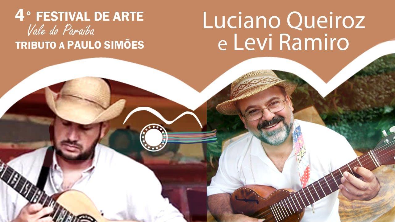 Oficina sobre a Viola de cocho, com Luciano Queiroz e Levi Ramiro   Tributo a Paulo Simões