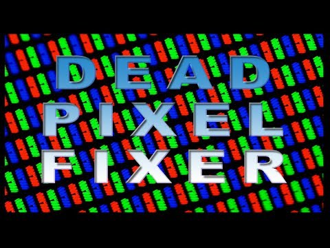 Dead Pixel Repair - for Monitor and TV (2 Hour treatment) new Version