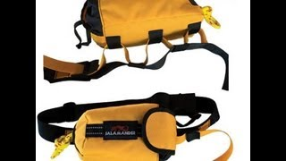Salamander Rapid Fire Throw Bag