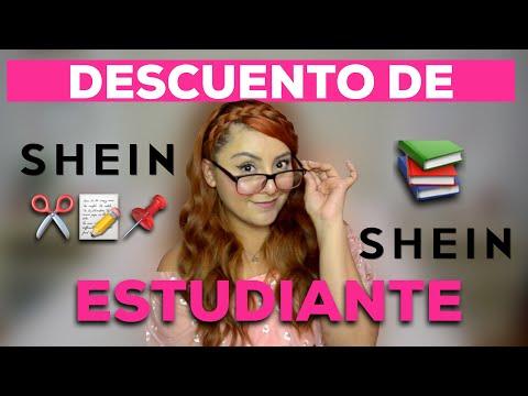 DESCUENTO DE ESTUDIANTE SHEIN ¡TODO LO QUE DEBES SABER PARA OBTENERLO! /JHOEE