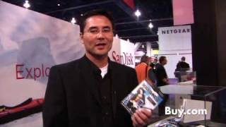 BuyTV at CES 2009 - Sandisk Rockband 2 2GB SD card
