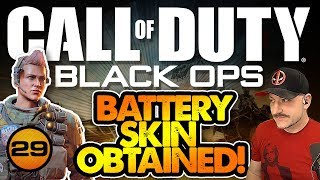 COD Black Ops 4 // GOT THE BATTERY SKIN! //PS4 Pro // Call of Duty Blackout Live Stream Gameplay #29