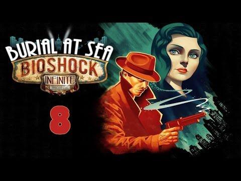 Bioshock: Infinite - Burial At Sea (1999 Mode) - Part 8 - Bucking Bronco Located