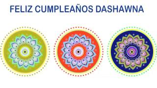 Dashawna   Indian Designs - Happy Birthday