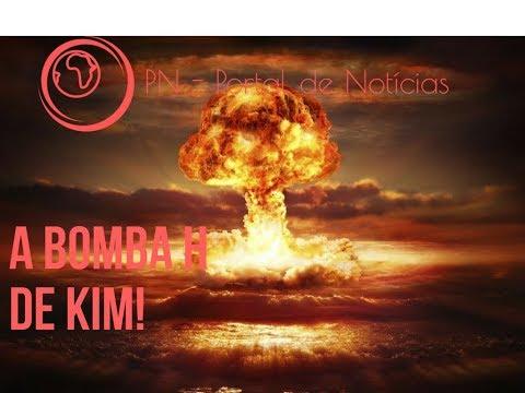 Por que a bomba H de Kim é mais assustadora?