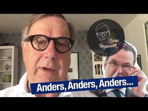 Anders, Anders, Anders...  Sven Melander