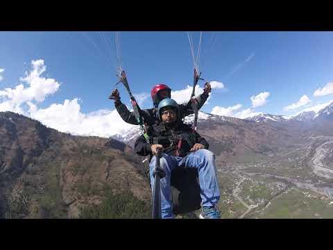Paragliding_Kulu Manali
