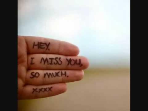 Sad goodbye song