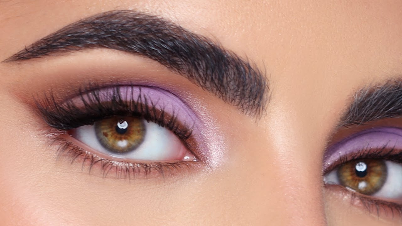 LILAC AND CHOCOLATE EYES | Hindash