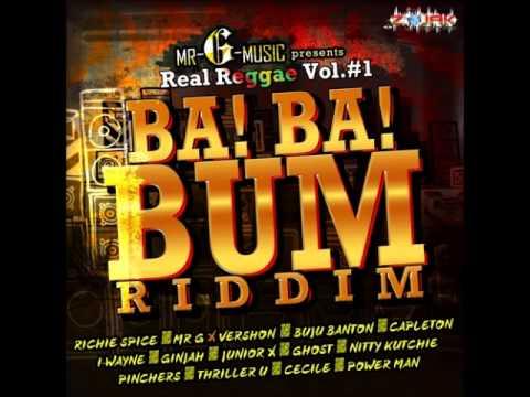 Ba! Ba! Bum Riddim Mix APRIL 2014   [MR G MUSIC] mix by djeasy