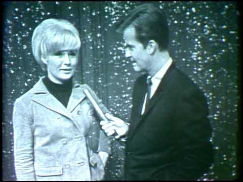 American Bandstand 1966- Interview Tina Mason