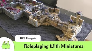 Roleplaying With Miniatures