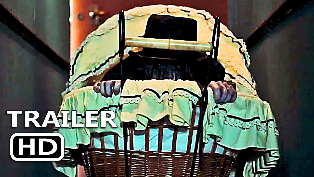 Download THE NURSERY MAN Official Trailer (2019) Horror Movie