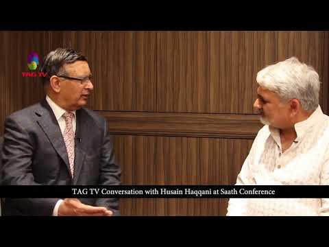 Husain Haqqani talks about Pakistan: The Way Forward Conference 2017 Declaration @ TAG TV