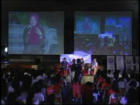 Peacetech Mass Videoconference 4: Manila - Cotabato City Part 4/10