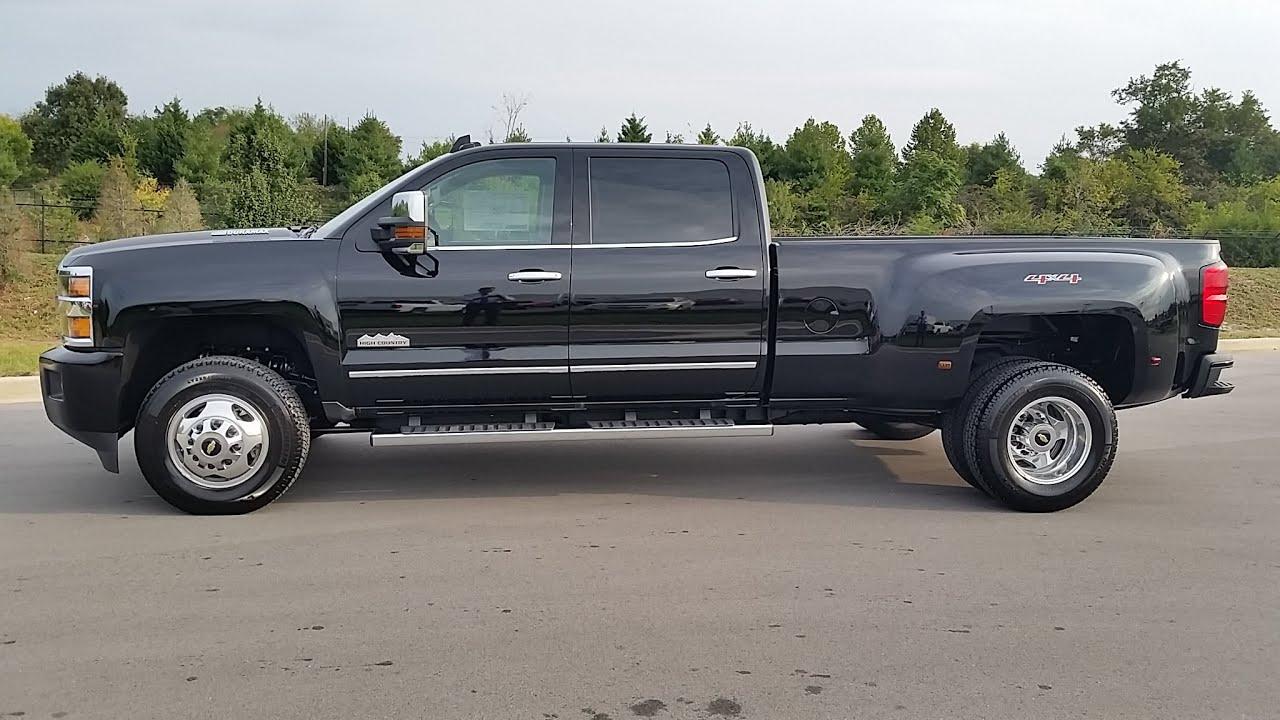 Gmc Version Of Chevy High Country >> Sold 2015 5 Chevrolet Silverado 3500 High Country Crewcab Drw 4x4