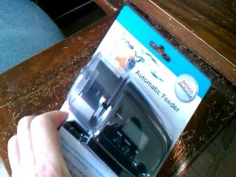 Petco auto fish feeder: amazon. In: pet supplies.