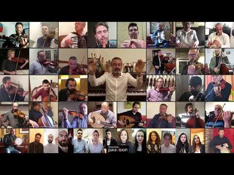 بالفيديو: عزف أوركسترالي عبر الإنترنت يكسر عزلة اللبنانيين في منازلهم بسبب كورونا